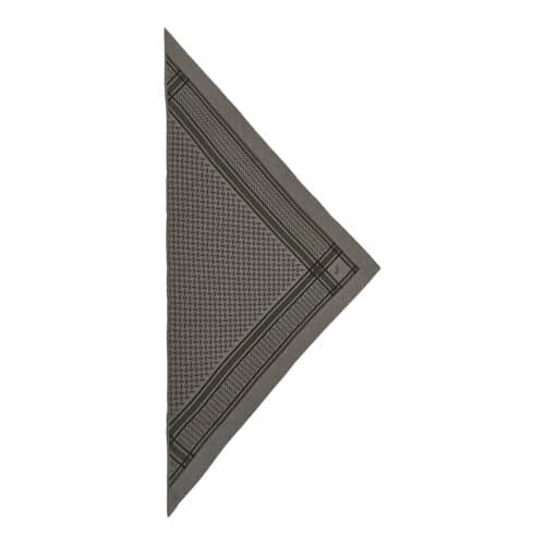 Lala Berlin Triangle Trinity Colored M Grey on Limestone