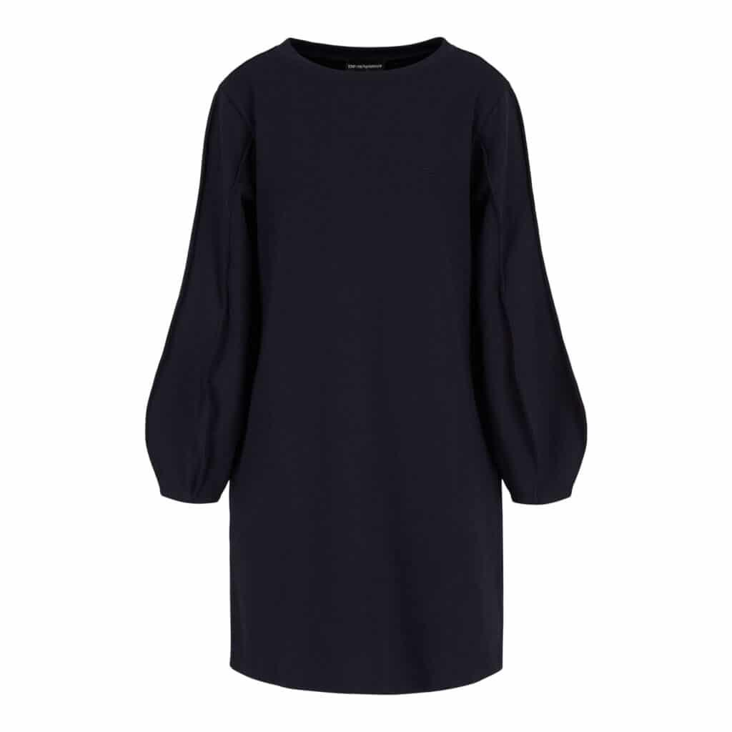 Emporio Armani Jersey Sweaterkjole