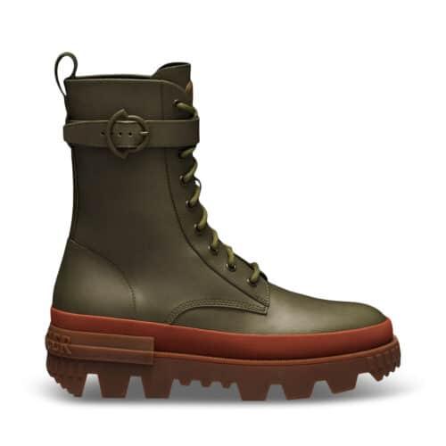 Moncler Carinne Army Støvler
