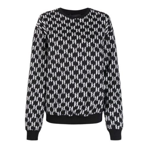 Karl Lagerfeld Monogram Sweater