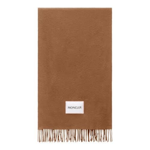 Moncler Camel Tørklæde