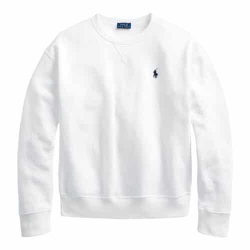 Polo Ralph Lauren Hvid Sweater