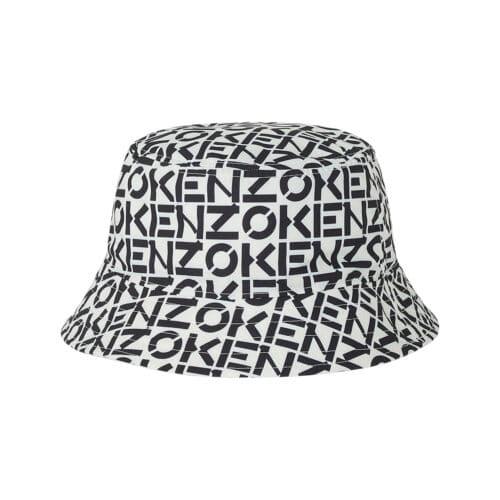 Kenzo Hat Med Print