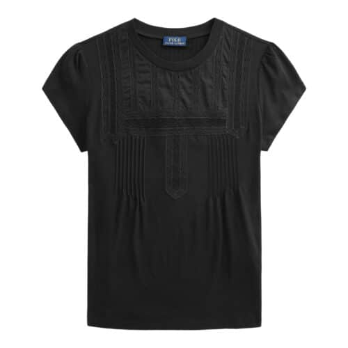 Polo Ralph Lauren Sort T-shirt Med Blonde