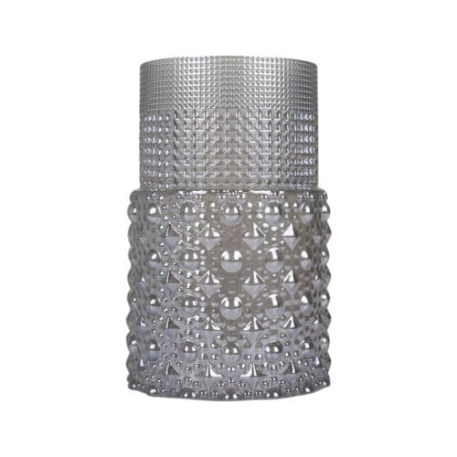 Spectrum Scarlett Vase Smopke Small