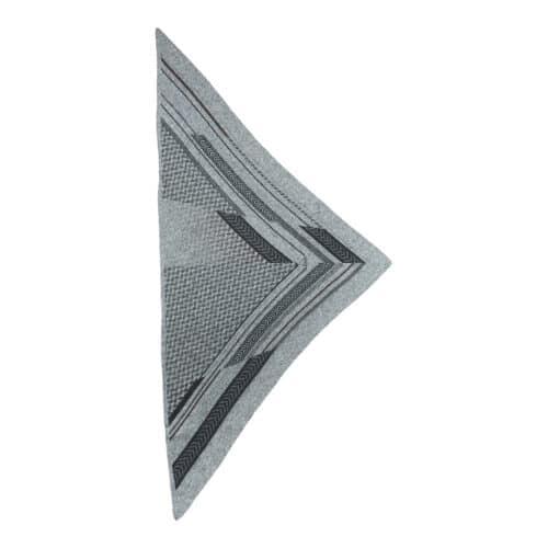Lala Berlin Triangle Kufiya Double Tørklæde City