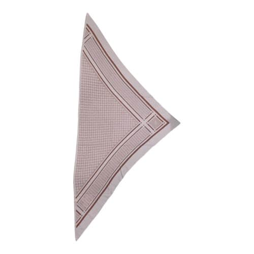 Lala Berlin Triangle Trinity Neo Ballerina Light Tørklæde